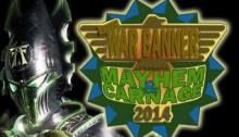 mayhem and carnage - logo